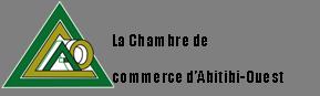 Logo Chambre de commerce d'Abitibi-Ouest 1992